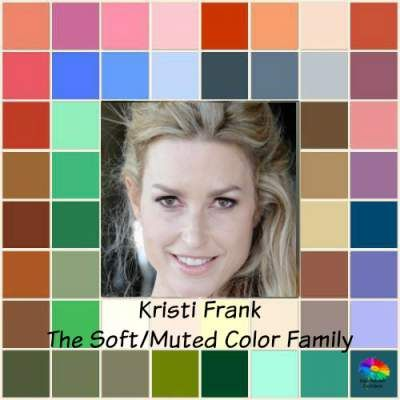 Kristi Frank (from Donald Trump's The Apprentice) with her Style Yourself Confident colors. #Kristi Frank #color analysis #Donald Trump's The Apprentice