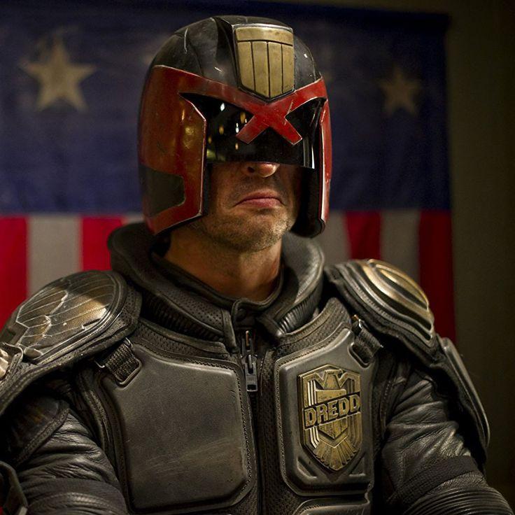 "Karl Urban en ""Dredd"", 2012"