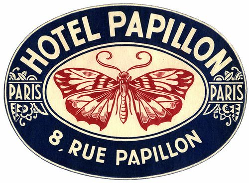 Francia - Parigi - Hotel Papillon