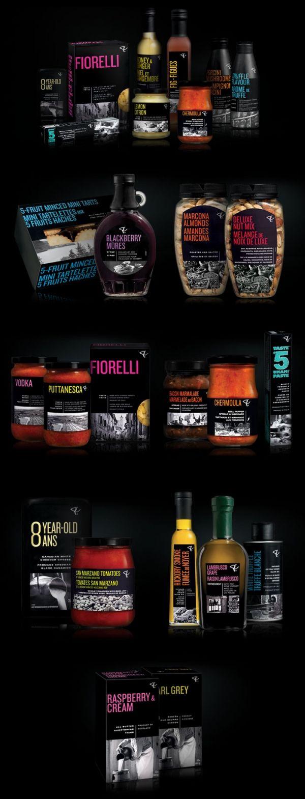 Black Label #packaging love PD