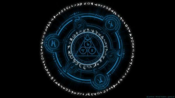 Magic Circles Circles Magic Arcane Magic Circles Lanthiriel 1920x1080 Wallpaper Magic Wallpaper Desktop Wallpaper Magic Circle Circle Wallpaper