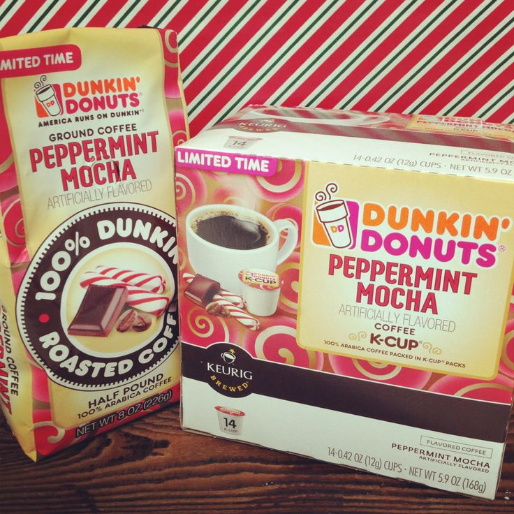 Celebrate the holiDDays with Peppermint Mocha