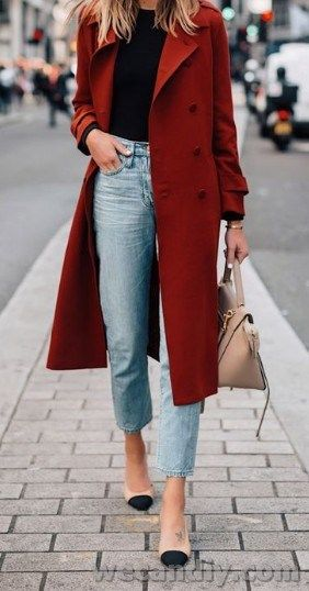 20 Trendy Women Outfits For This Winter