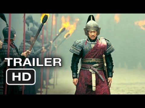 """Sacrifice Official Trailer #1 (2012) - A story of epic revenge, SACRIFICE, written and directed by Chen Kaige, focuses on a power hungry general who wipes out his rival along with his entire family, save for one newborn. It is based on """"Orphan of Zhao"""" by Ji Jun-Xiang and is set during the Yuan Dynasty. It is the first Chinese play known in Europe between the 8th and 5th Century B.C., also known as the Spring and Autumn period in China's history."""