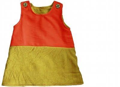 de droomfabriek: Gratis patroon jurkje maat 92