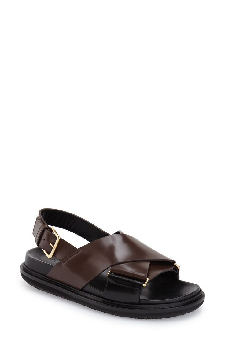 Marni 'Criss Cross' Sandal (Women)