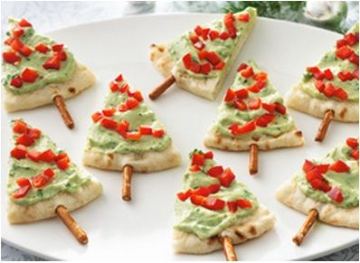 creative and simple christmas food/decoration