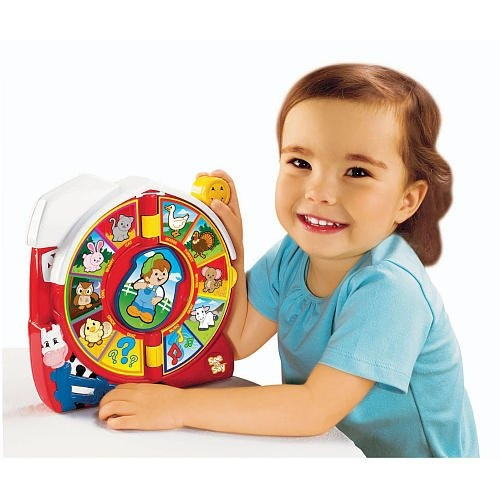 Fisher-Price Classic Farmer Says See N Say $14.84