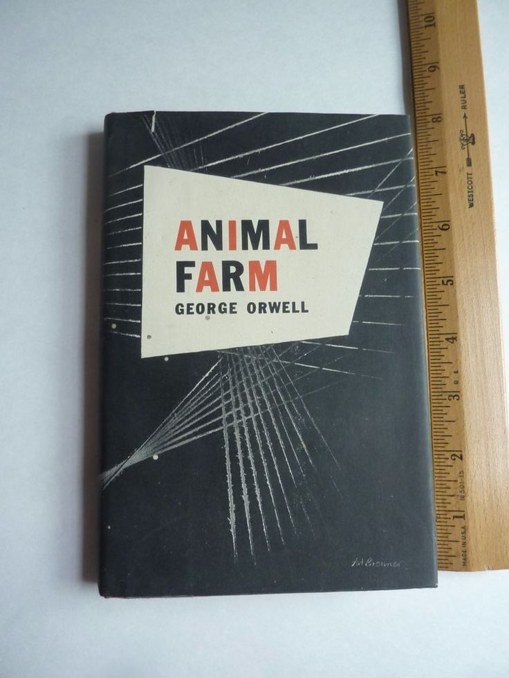 a review on the animal farm by george orwell Find helpful customer reviews and review ratings for animal farm by george orwell (a signet classic) at amazoncom read honest and unbiased product reviews from our users.