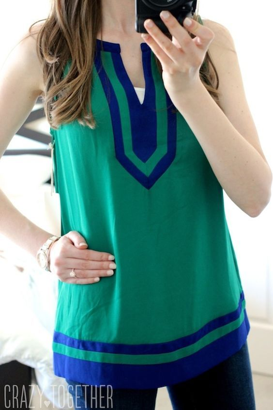 flynn colorblock sleeveless blouse, 41hawthorn | stitchfix
