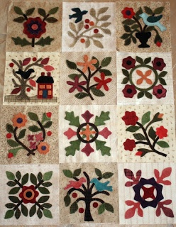 So Many Quilts, So Little Time!: Kim Diehl Note background fabric