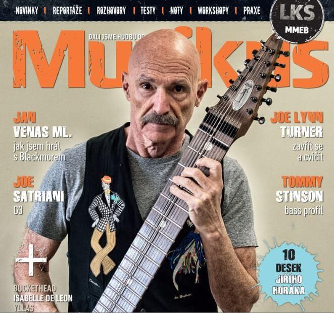 Interview with legendary bassist Tony Levin about Stick Men latest album and current tour, as well as European King Crimson tour, gear collection, blogging, photographing, Gibonni, Peter Gabriel and many more