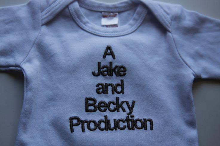 A fun baby gift.
