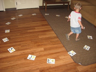 Musical Feelings Game (like musical chairs) act out the feeling you land on, others try to guess