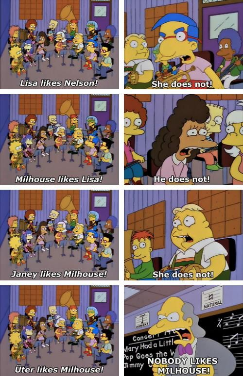 Love this, makes me laugh every time! I've seen every Simpsons episode EVER!