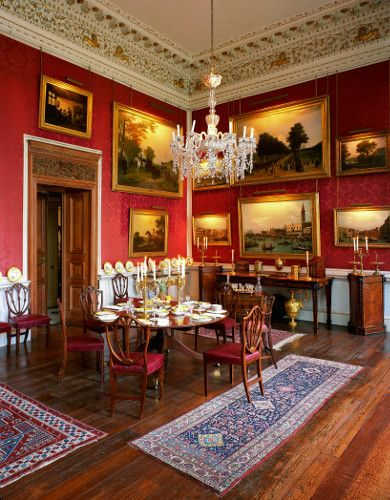 Castle howard yorkshire england and dining rooms on pinterest for Best restaurants with rooms yorkshire