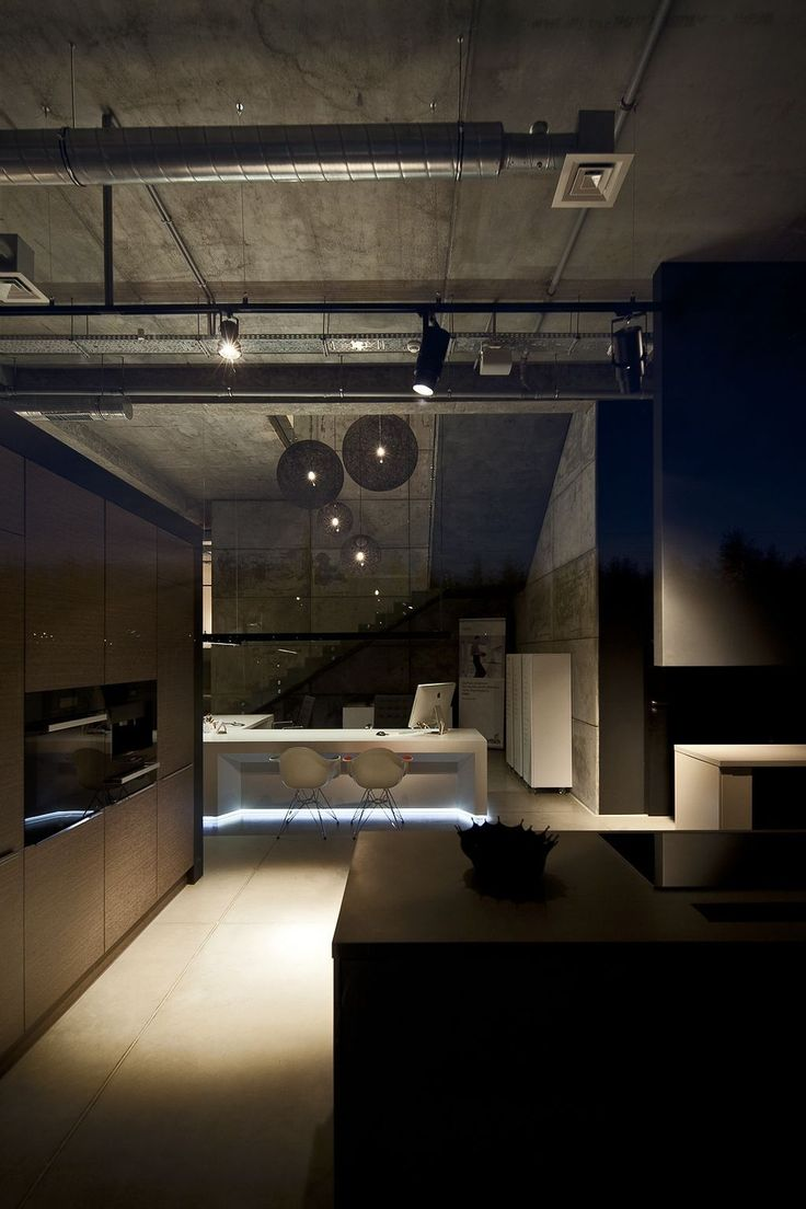 ♂ Masculine interior home deco Dark