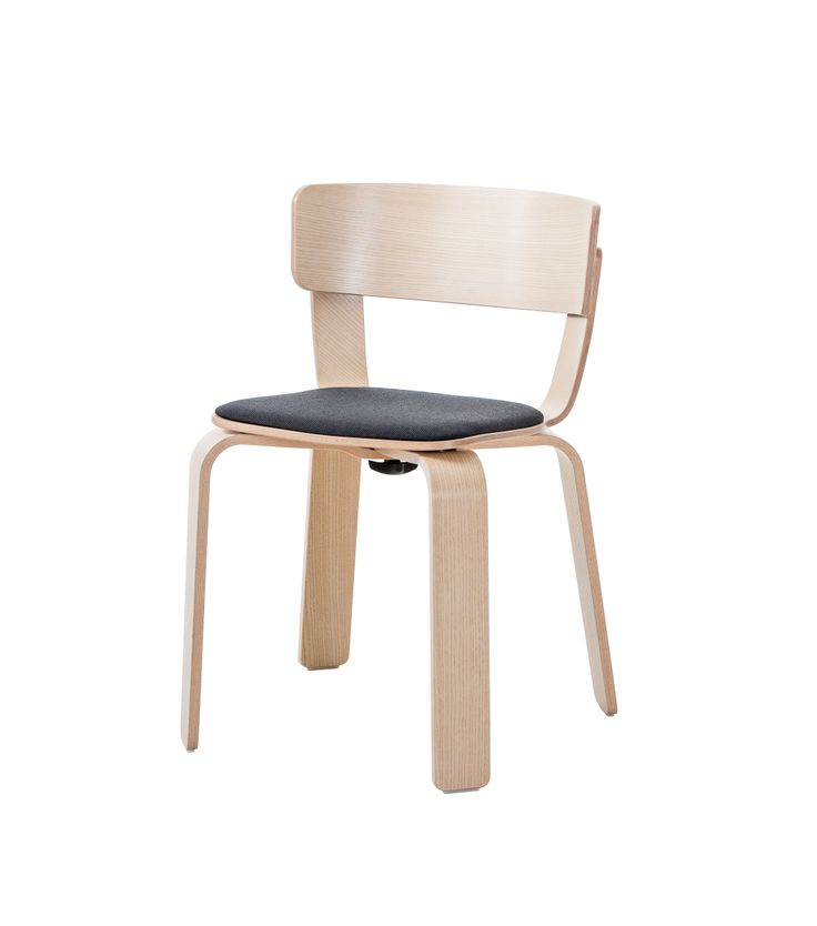 Bento chair in ash by Form Us With Love
