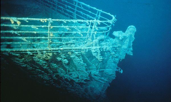 DIVE INTO TITANIC DISCOVERIES #TitanicDiscovery