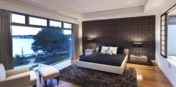 "Riverstone ""Mosman"" Residence Master Bedroom"