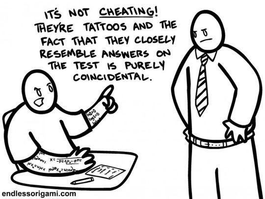 consequence of cheating on exams Both these phenomena are a direct consequence of the incentives and  punishments directly linked to standardized test results many teachers have  taken.