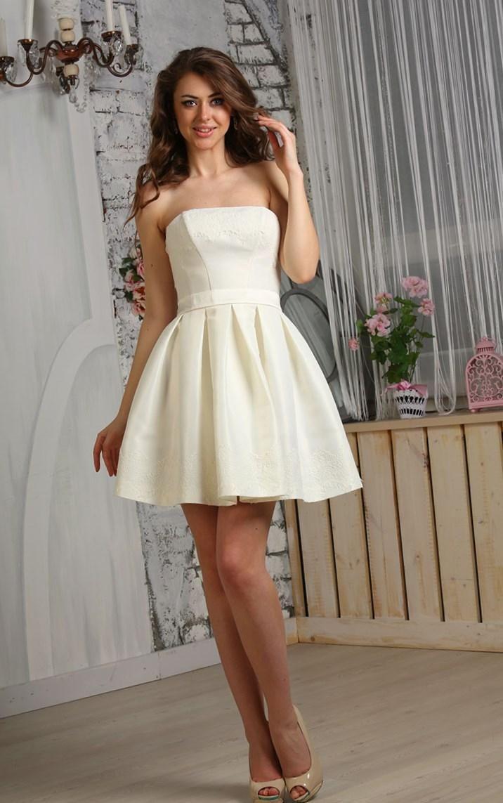 Короткие свадебные и вечерние платья - http://1svadebnoeplate.ru/korotkie-svadebnye-i-vechernie-platja-2372/ #свадьба #платье #свадебноеплатье #торжество #невеста