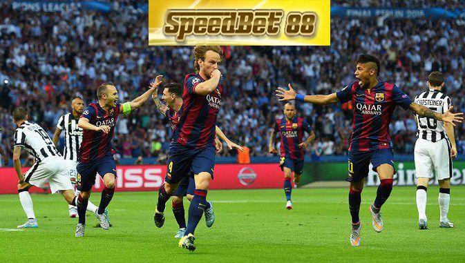 Juventus vs Barcelona Final Liga Champions
