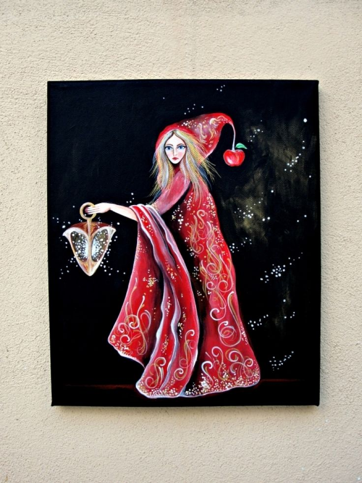 "Tablou+""Fairy"""