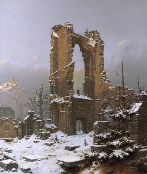 Carl Georg Hasenpflug - Kloster Walkenried