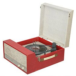 record player for 45s - and I still have those too.  I don't think my kids have ever seen a record player.....hmmmm.....