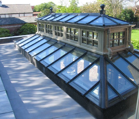 21 best wooden roof lanterns images on pinterest roof for Greenhouse skylights