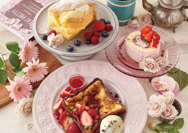 サザビーリーグが運営する「アフタヌーンティー(Afternoon Tea)」の新業態「アフタヌーンティー・ラブ&テーブル(Afternoon Tea LOVE&TABLE)」が2月28日、ルミネ新宿 ルミネ1の4階にオープンする。