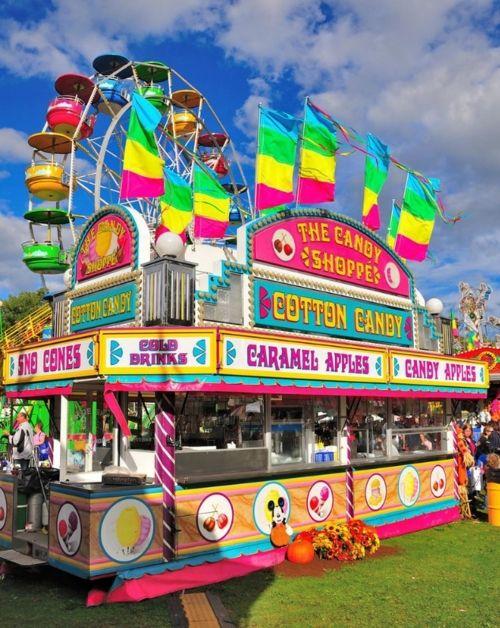 Fun At The Fair www.wisteria-avenue.co.uk