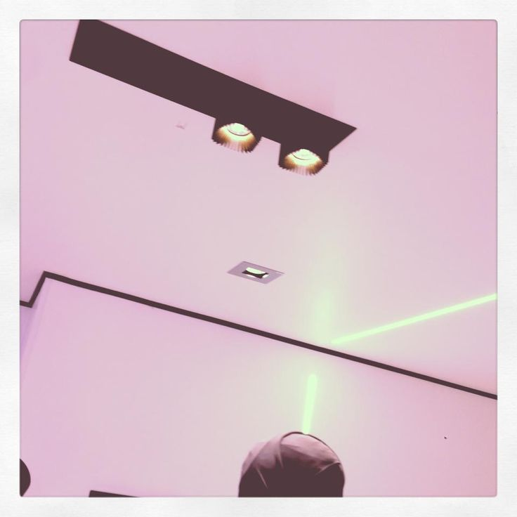 COOLFIN boxII black gold #DARK #LED #ArchitecturalLighting at Kuurne BE