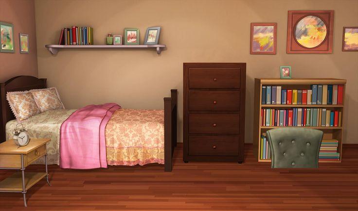 Int Philadelphia Bedroom Day Episode Cen 225 Rio Anime