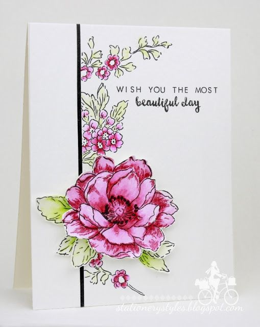 stationery Styles: Seize The Birthday is Hopping with Altenew!