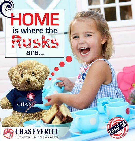 Home is where the rusks are. #chaseveritt #home