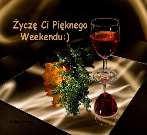 Życzę Ci Pięknego Weekendu  http://kartki4you.pl/ekartka-zycze-ci-pieknego-weekendu,22,0,1248.html