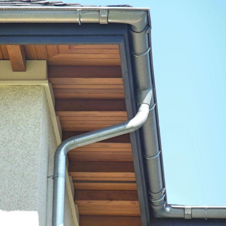 Vancouver Zinc Roofdrainage Architecturaldetails Architecture Titaniumzinc Rheinzink In 2020