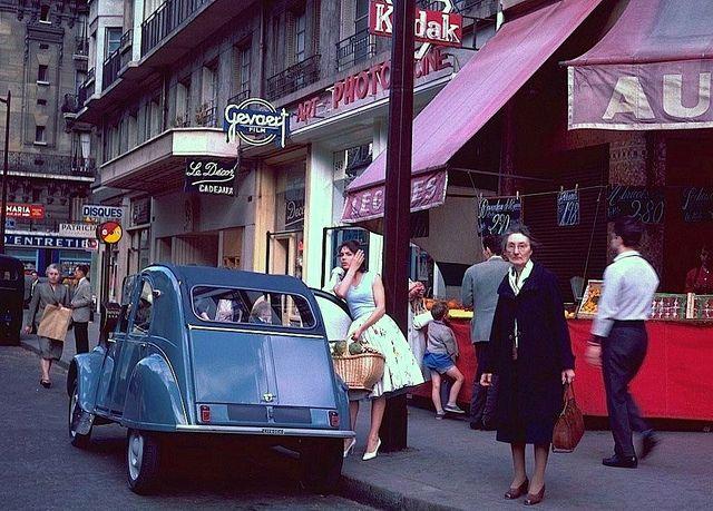 Citroën 2CV-- Pepe!!