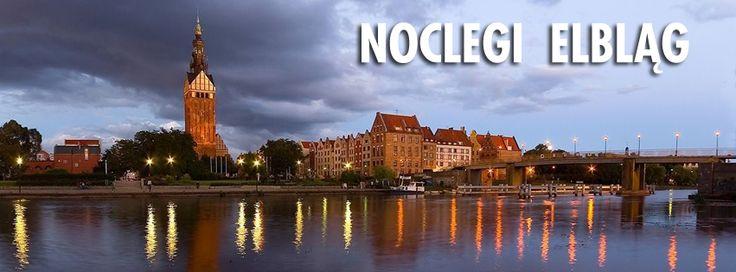 Piękno Elbląga #noclegi http://www.elblagnoclegi.pl