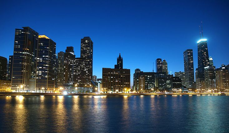 Chicago - Create your free personal page - Try Now and get started!