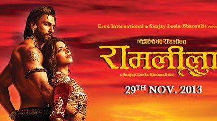 Ramleela is AN approaching 2013 Hindi romantic-drama film directed and created by Sanjay Leela Bhansali. It stars Ranveer Singh and Deepika Padukone because the eponymic leads.