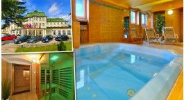 Hotel Palace Club v Krkonoších se slevou 44%