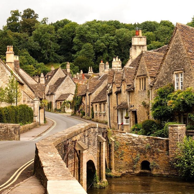 There's something about winter that brings an added magic to the English countryside – and Castle Combe is one of the prettiest villages in it  See our list of eight quintessentially English villages to visit this winter online now