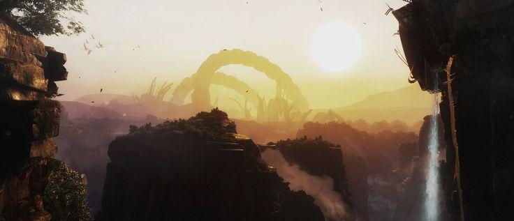 Crytek's Dinosaur Island