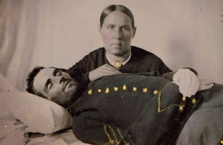 Rebecca Bailey with her son John Peter Bailey.