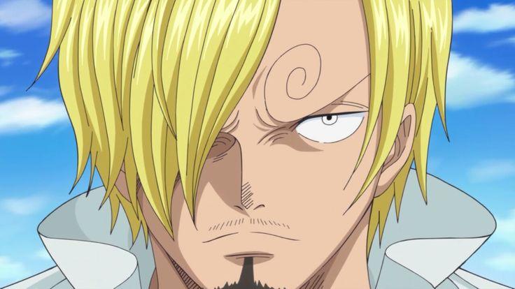 Sanji - One Piece Anime Episode 783