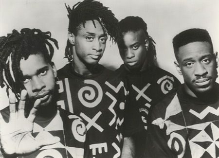 Living Colour (My organization M.A.R.S - Musicians Against Racism Sexism would do shows to raise money for Vernon Reid's organization, The Black Rock Coalition)