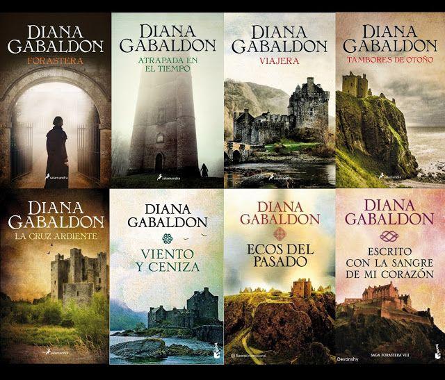Cronologia De Todos Los Libros Que Pertenecen A La Saga De Forastera Cabe Aclarar Que Diana Gabaldon Incluye En La Misma Forastero Trajes Outlander Outlander
